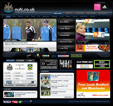 newcastle_united_website