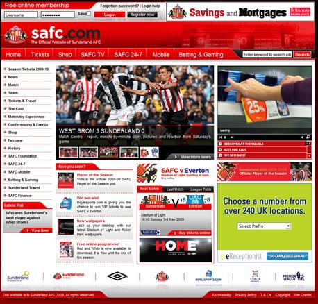 sunderland_website