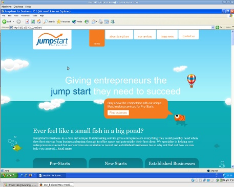 JumpStart Homepage PNG Fix