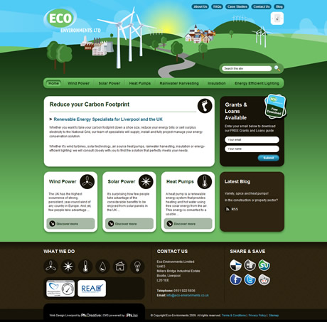 eco-environments
