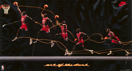 The Evolution Of Nike Advertising Union Room