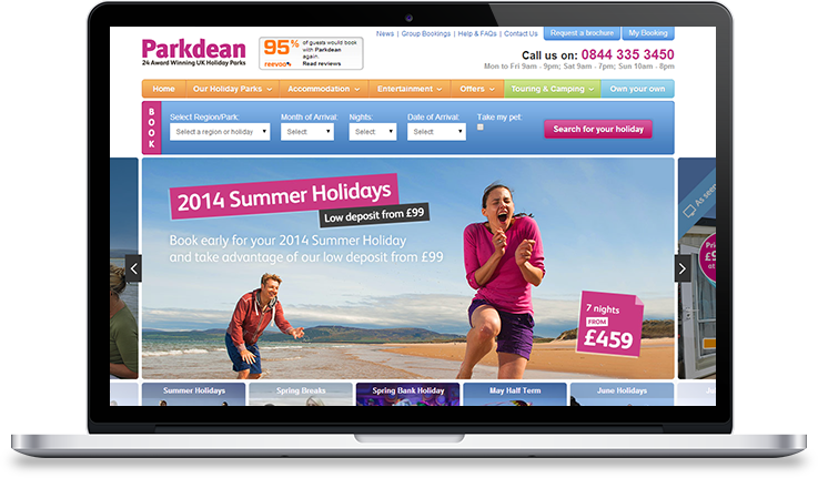 Parkdean Holidays
