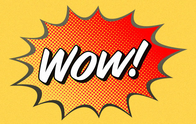 Website 'WOW' factor! We've been considering what makes ...