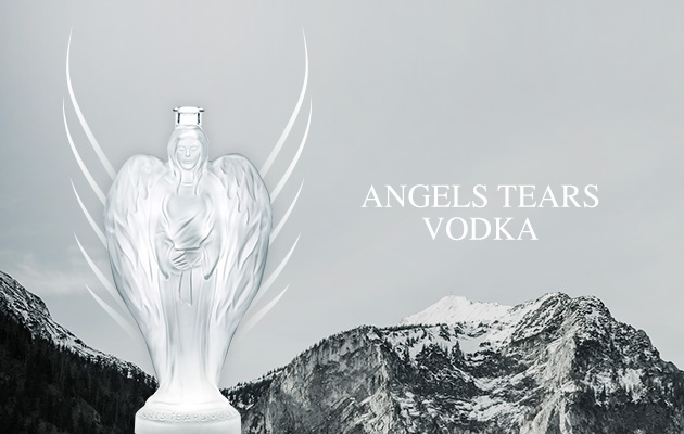 New Website Launch – Angels Tears Vodka