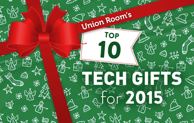 Top 10 Tech Gifts Of 2015