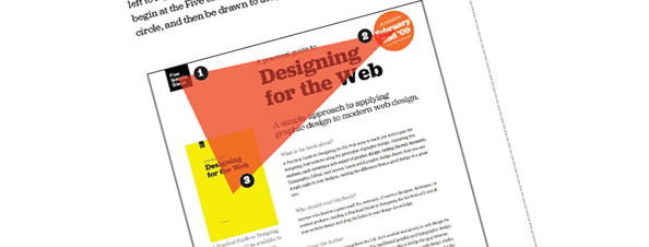 Five Simple Steps A Practical Guide To Designing For The Web