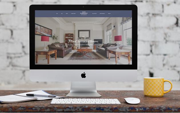 New Website Launch – Jack Harrison Estates