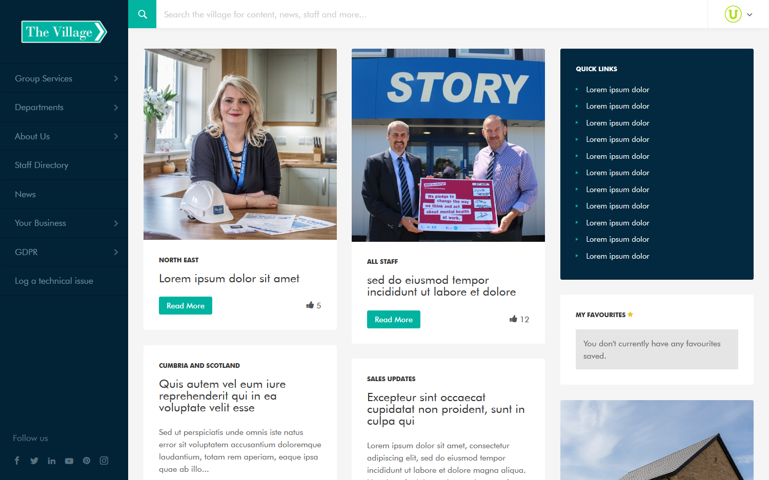 Story Homes Extranet