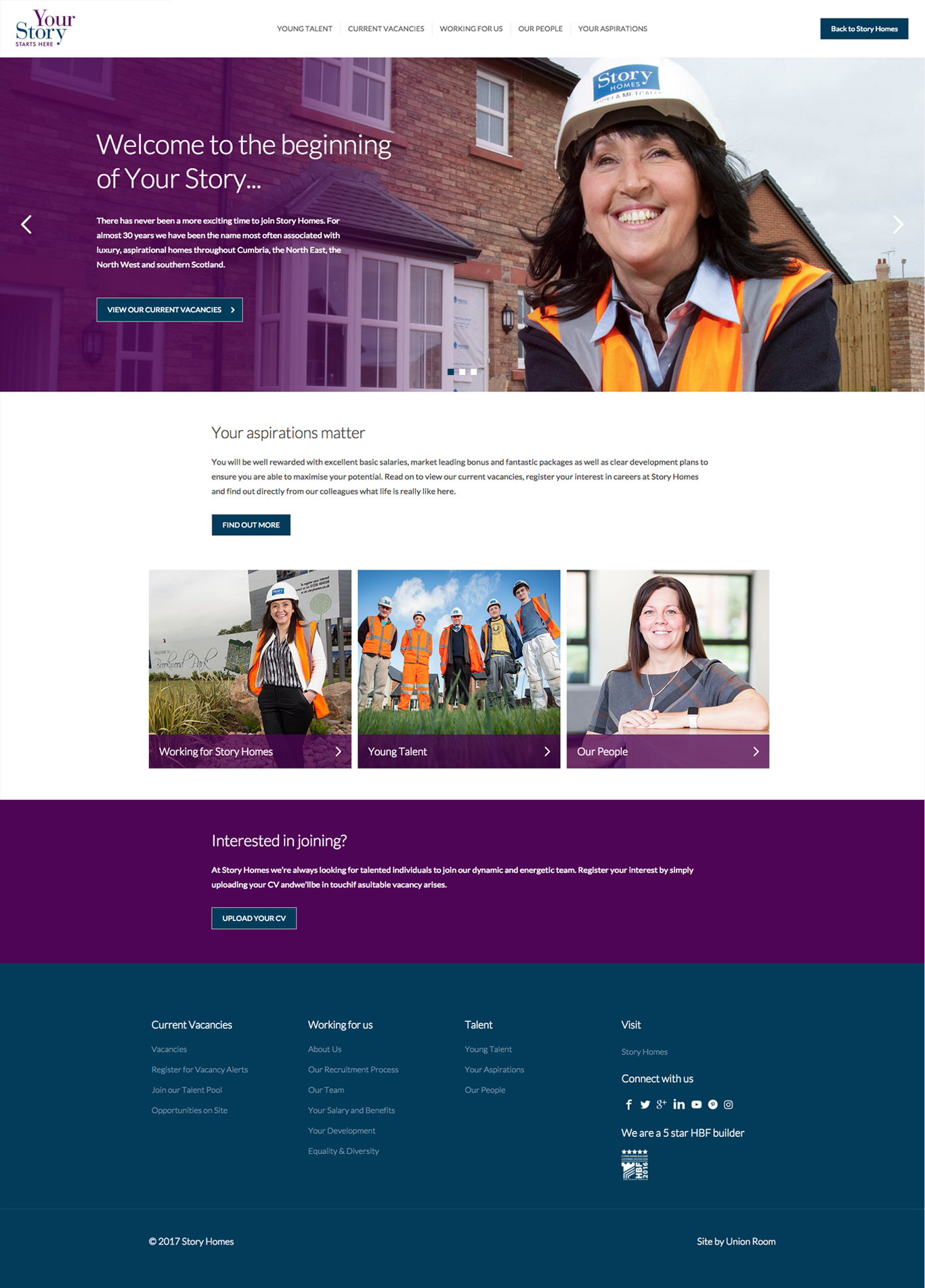 Story Homes Careers