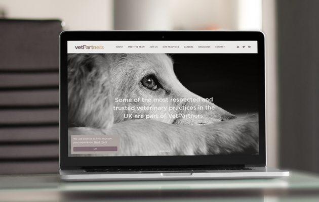 New Website Launch – VetPartners
