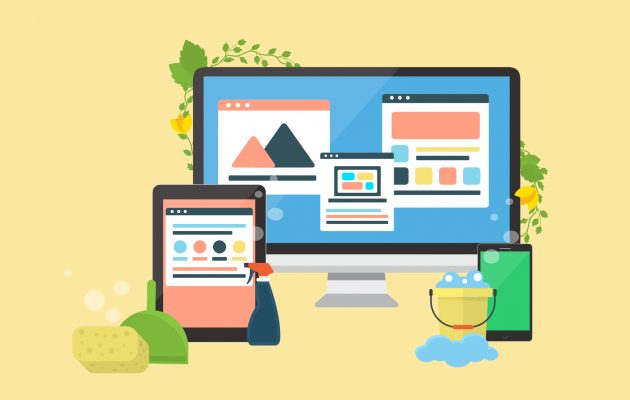 9 Tips For Spring Cleaning Your Website!