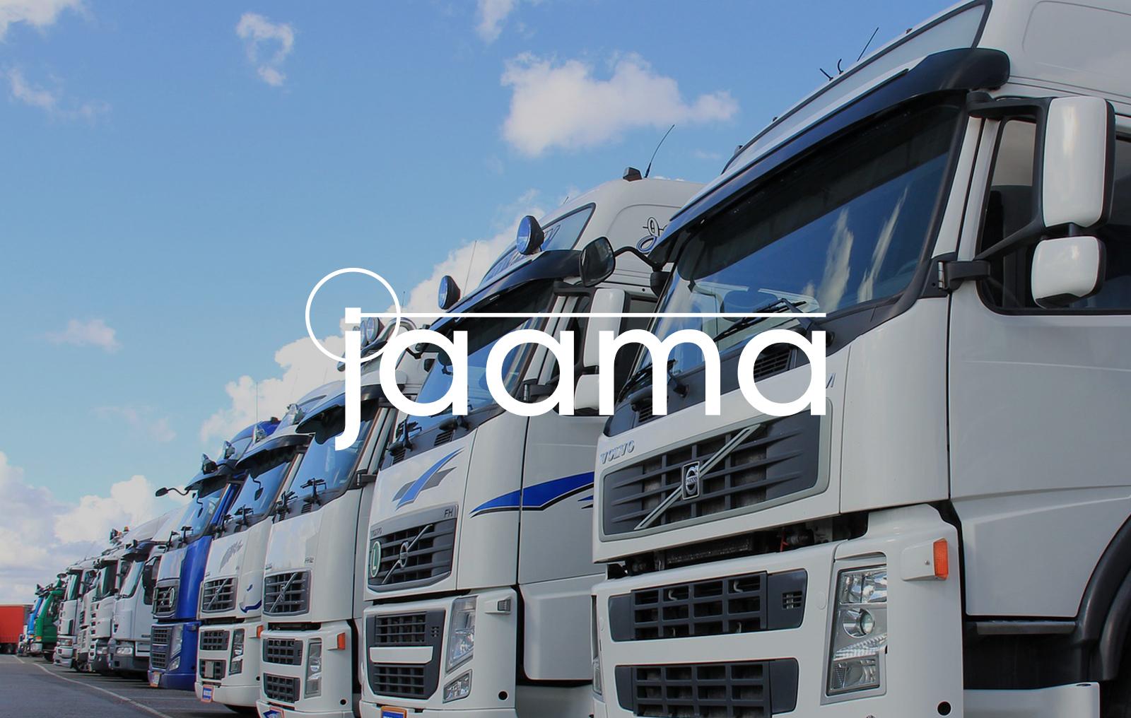 jaama app design