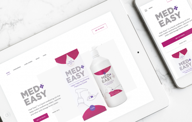 New Site Launch – Med-Easy