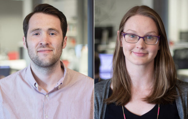 Newbie Alert! Welcome Our Two New Team Members