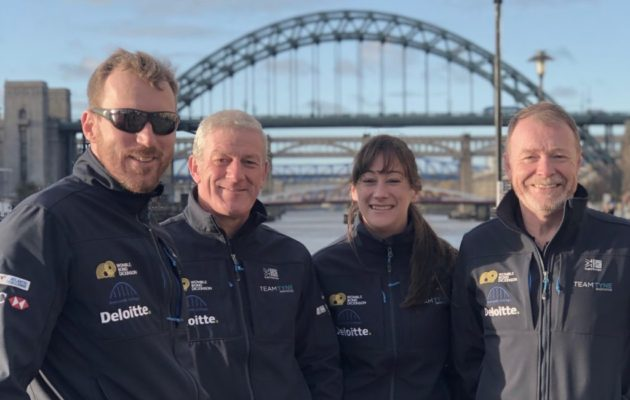 Team Tyne Innovation Achieve World Record in Atlantic Row