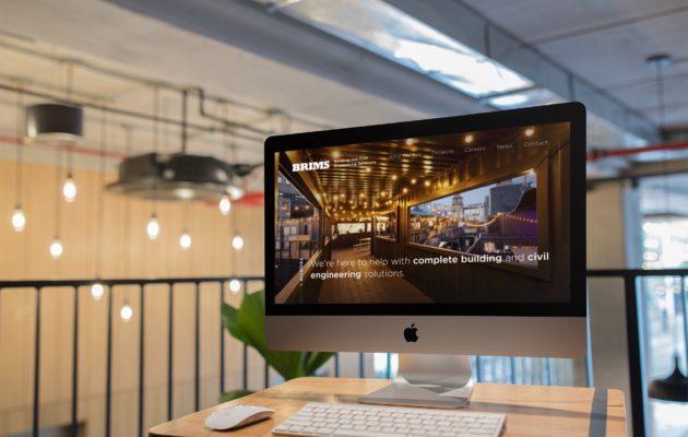 New Site Launch – Brims
