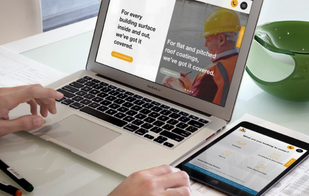 New Site Launch – Tor Coatings